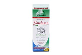 Similasan Sinus Relief Nasal Spray (.68 fl. oz.)