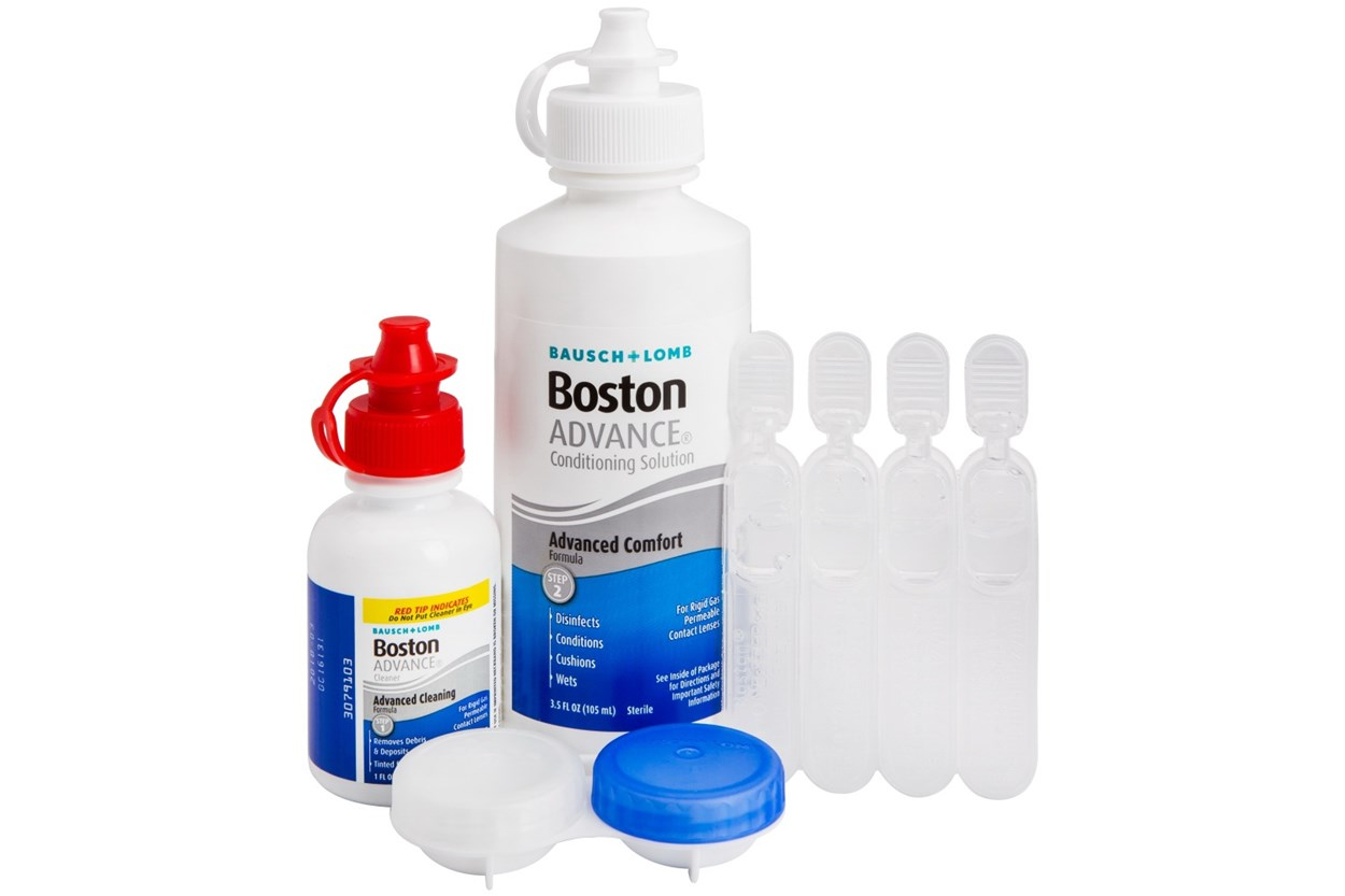 Alternate Image 1 - Boston Advance Care Kit for Rigid Gas Permeable RGP Contact Lenses  SolutionsCleaners