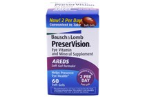 Bausch and Lomb Preservision Vision Supplement (60 ct.)