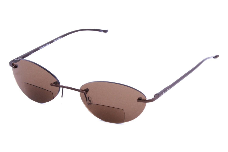 General Cross Bifocal Reading Sun Glasses Cirrus 654