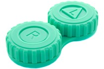 12-Pack Screw-Top Contact Lens Case