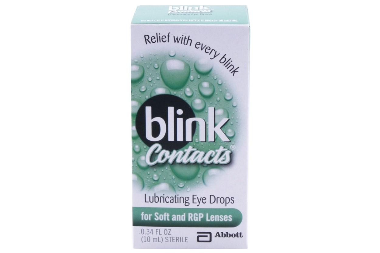 AMO Blink Contacts Lubricant Eye Drops (.3 fl. oz.)  DryRedEyeTreatments