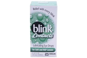 AMO Blink Contacts Lubricant Eye Drops (.3 fl. oz.)