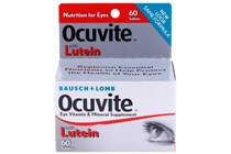 Bausch and Lomb Ocuvite Eye Vitamin and Optical Supplements (60 ct.)