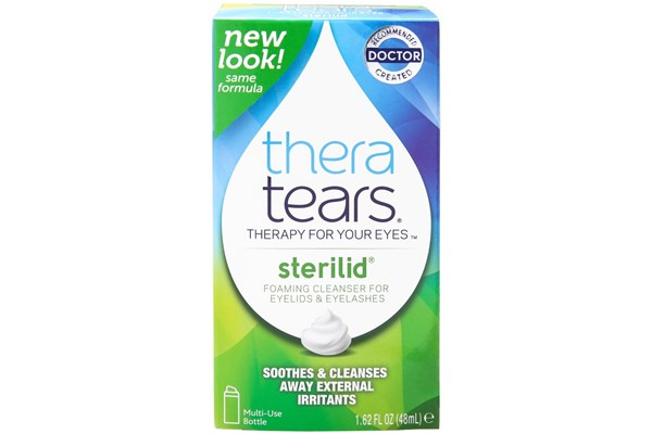 Thera Tears SteriLid Cleanser SkincareTreatments
