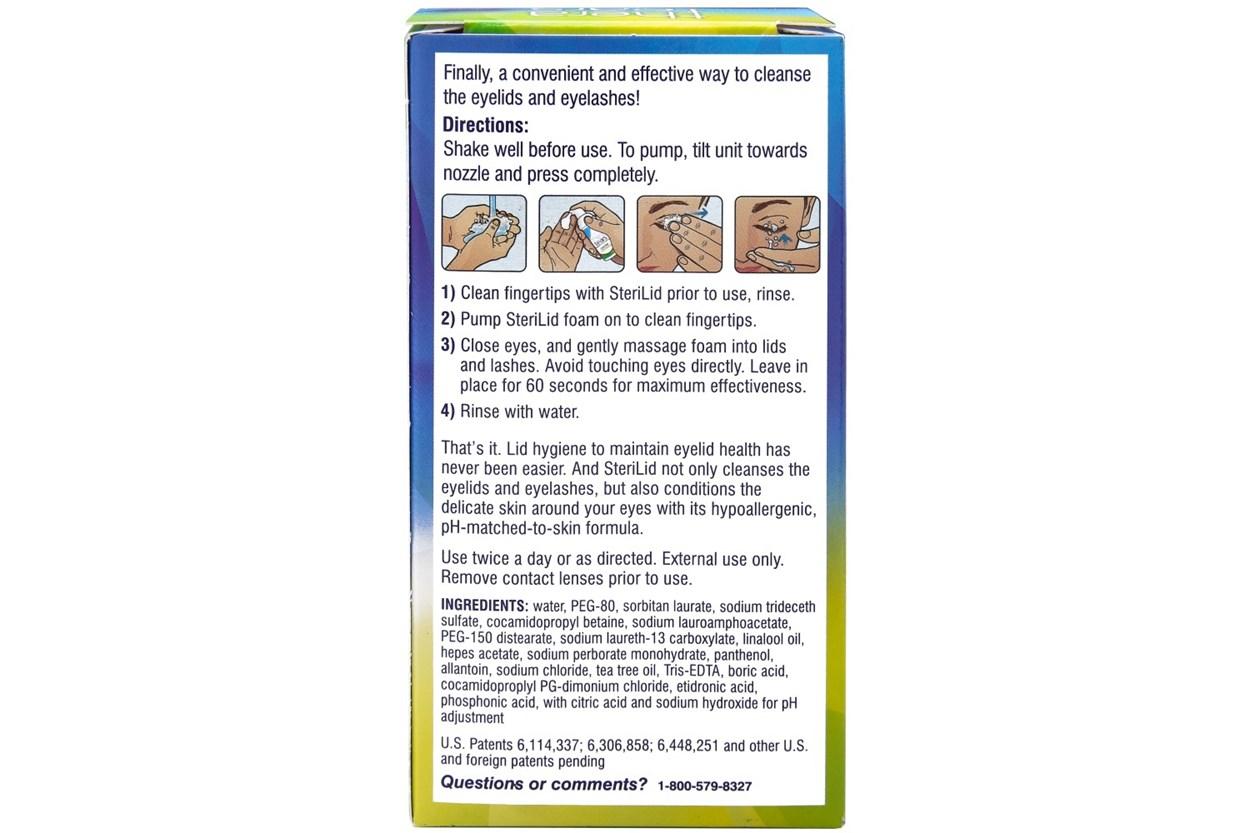 Alternate Image 1 - Thera Tears SteriLid Cleanser  SkincareTreatments