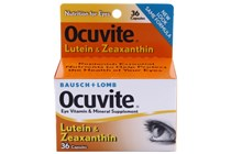 Bausch and Lomb Ocuvite with Lutein Eye Vitamins (36 ct.)