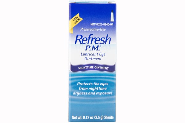 Refresh P.M. Dry Eye Relief Ointment (.12 fl. oz.) DryRedEyeTreatments