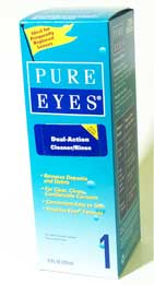 Buy This Pure Eyes Cleaner/Rinse (12 oz) Here