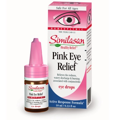 Similasan Pink Eye Relief Drops 33 fl oz
