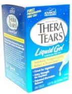 Buy Thera Tears Liquid Gel, Contact Lens Accessory online.
