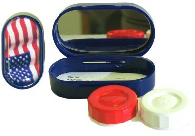 Buy USA Lens Case, Contact Lens Accessory online.