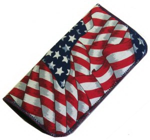 Buy USA Flag Glasses Case, Contact Lens Accessory online.
