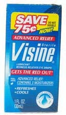 Buy Visine For Contacts (1 oz), Contact Lens Accessory online.