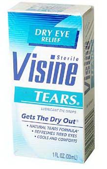 Buy Visine Tears (30 mL), Contact Lens Accessory online.