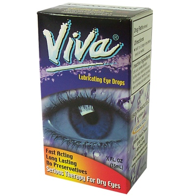Buy Viva Eyedrop, Contact Lens Accessory online.