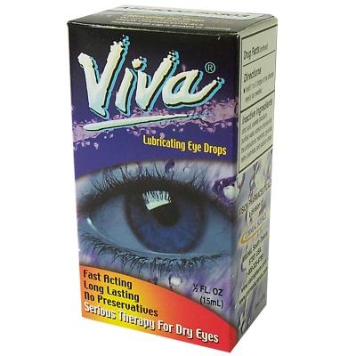 Buy Viva Eyedrop, Contact Lens Accessory online.